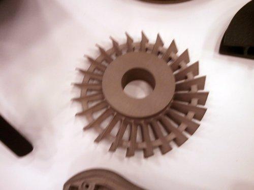 Metal Part Closeup